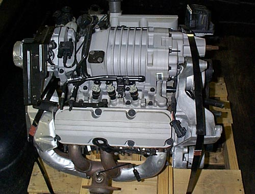 Dcp on 3800 Series Ii Supercharged Engine