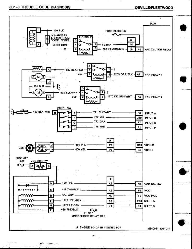 Wiring Diagram Of 49 Cadillac Expert Schematics Info 4 9l V8 Fieroaddiction Redux 1962