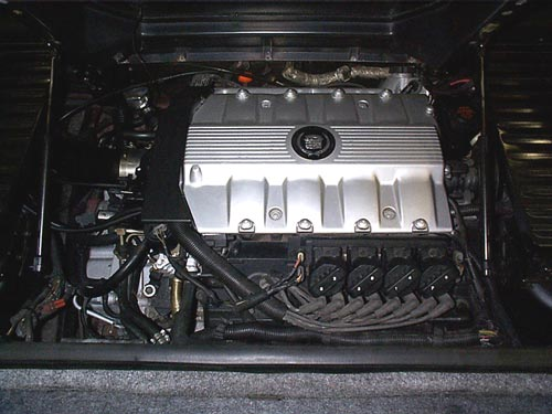 Dcp on 4 9 Cadillac Engine Performance