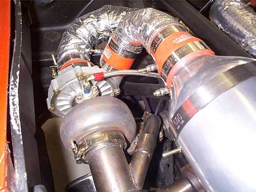 Turbo Cadillac Northstar V8 - FieroAddiction (redux)