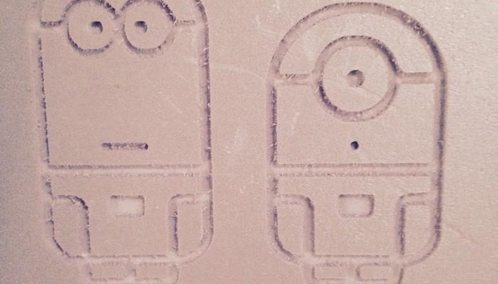 CNC Minions